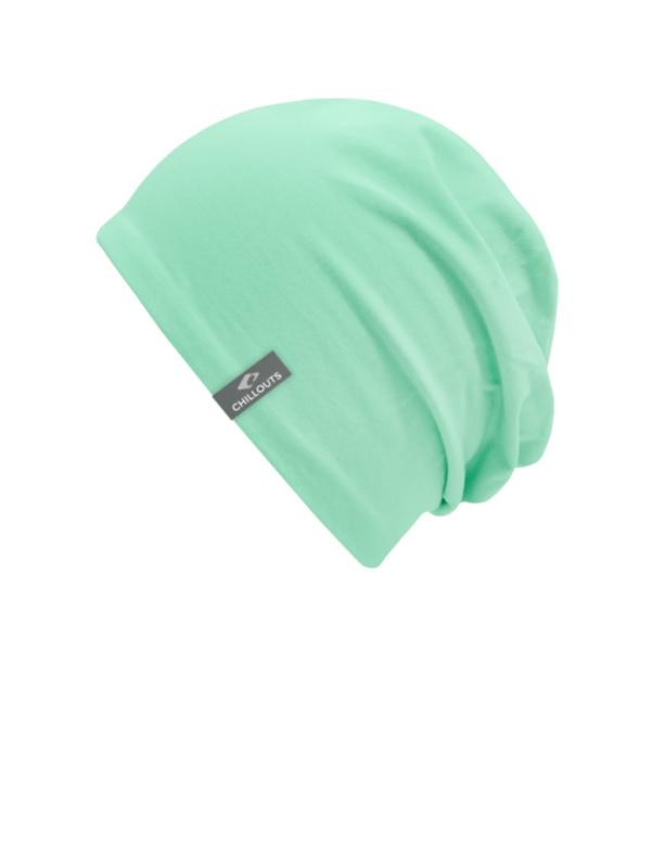 Top Aca mint met UV bescherming - chemo mutsje / alopecia mutsje