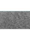 Detail van Beanie Tiflis grijs - chemo mutsje / alopecia mutsje