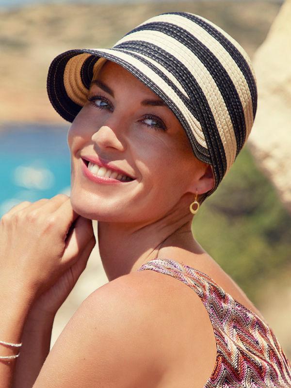 Pet Summer Straw - chemo mutsje / alopecia mutsje