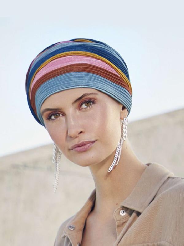 Chemo mutsjes Christine Headwear - Turban Luna V