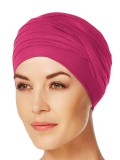 Top Shanti Cerise - chemo mutsjes Christine Headwear