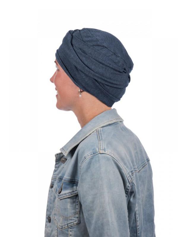 Chemo mutsjes Mooihoofd - Top PLUS jeans