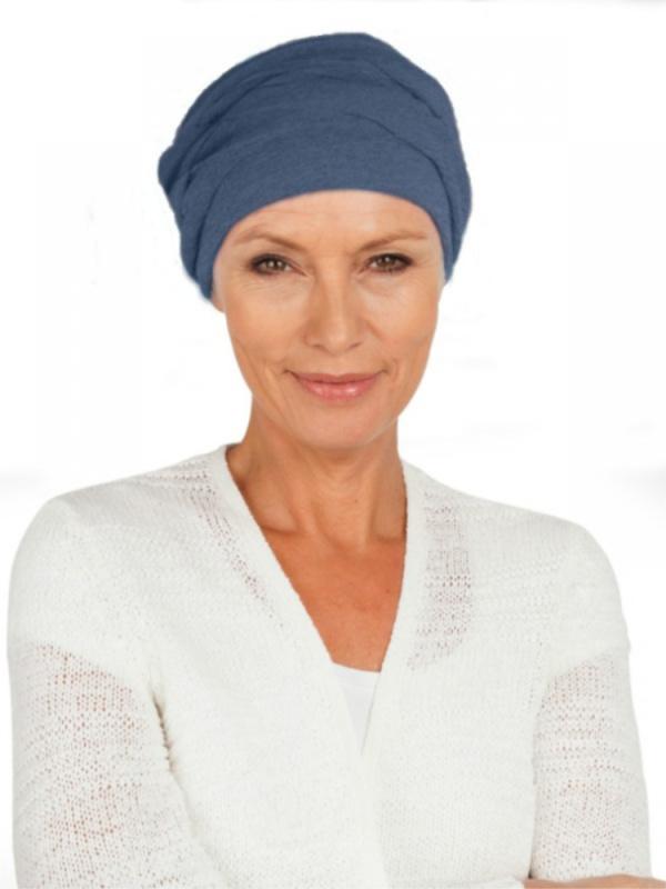 Top Plus jeans - chemo muts /alopecia mutsje