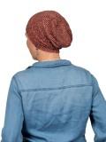 Top Tio Panter brique - chemo mutsje / alopecia mutsje