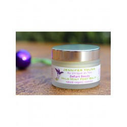 Defiant Beauty Mild Mint Foot balm