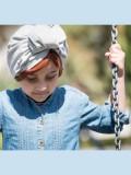 Pony Rebelle - haarwerk voor meisjes met chemo mutsje