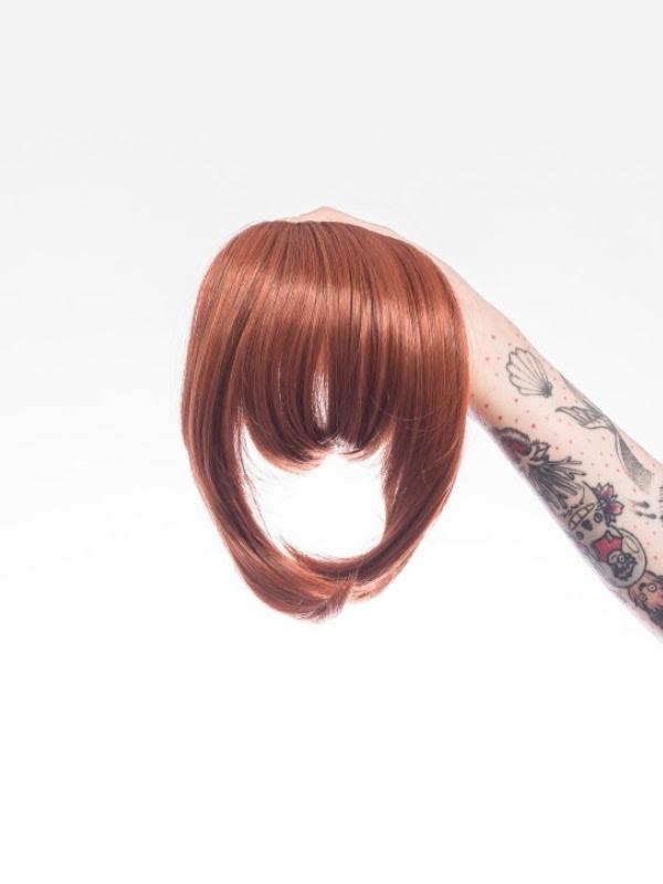 Haarstukje: Pony Anne Brooks te koop bij Mooihoofd: gespecialiseerd in chemomutsjes & haarwerk