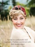 Turban Vintage Abey