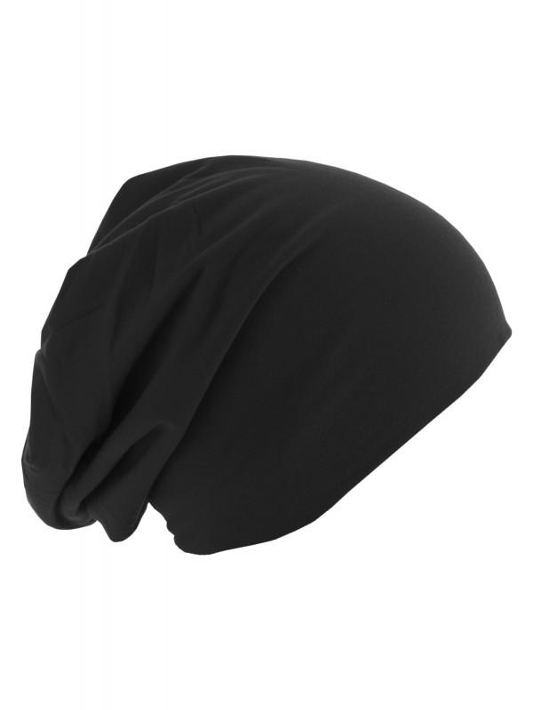 Top beanie jersey 10285 zwart