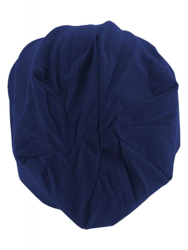 Top beanie  jersey 10285 royal blue - chemo mutsje / alopecia mutsje