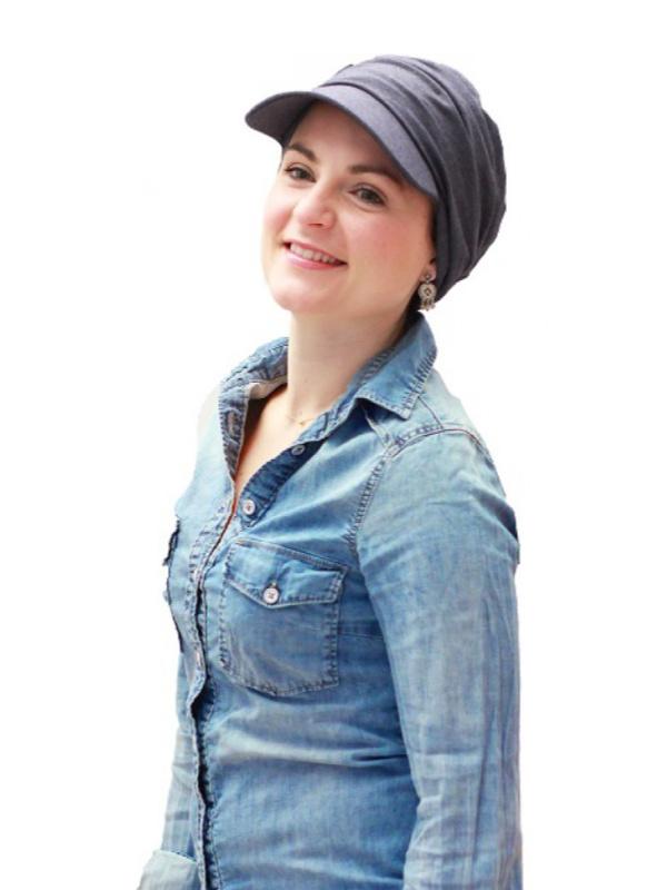 Pet Diane Jeans - chemo mutsje / alopecia mutsje