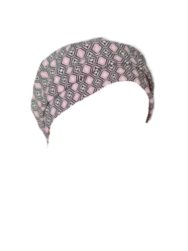 Mutsje Maya roze patroon