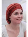 Top Mano Brique - chemo mutsje / alopecia mutsje