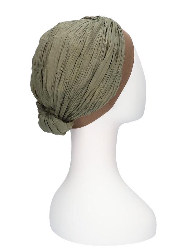 Top Mano V - chemo muts / alopecia mutsje