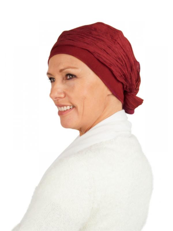 Top Mano R - chemo mutsje / alopecia mutsje