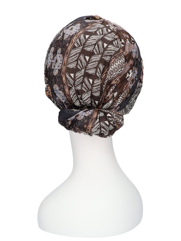 chemo mutsjes winkel mooihoofd - voorgevormde chemosjaal
