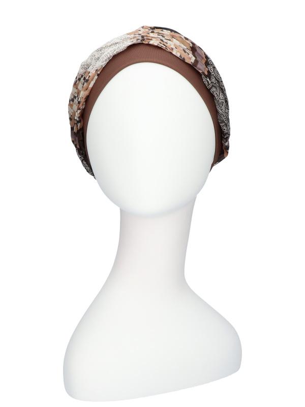 chemo mutsjes winkel mooihoofd - voorgevormde sjaal