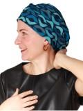 Mutsje Maya print B - chemo mutsje / alopecia mutsje