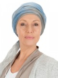 Sjaalmutsje GB - chemo strikmutsje / alopecia sjaal