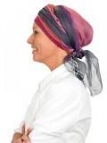 Sjaalmutsje Heidi - chemo sjaal / alopecia sjaal
