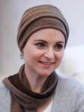 Chemo mutsjes Lookhatme - winter muts Sasha Brown