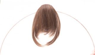 Haarwerk - pony's van kunsthaar en haarbanden