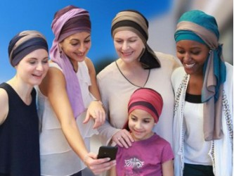 Mooihoofd.nl  verkoopt Lookhatme Headwear - webshop chemo mutsjes