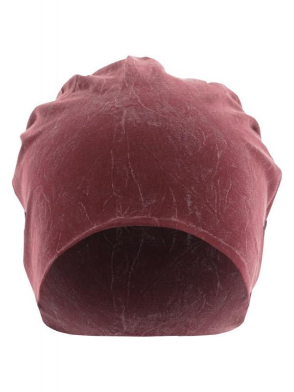 Top stone maroon