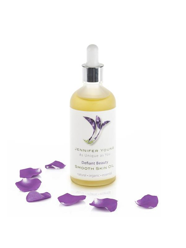 Defiant Beauty Smooth Skin Oil te koop bij Mooihoofd specialist in chemo mutsjes en cosmetica
