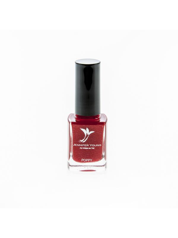 Jennifer Young Nagellak Poppy - Rood