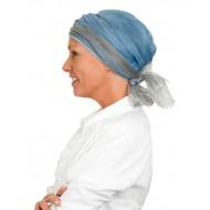 Sjaal-band blue