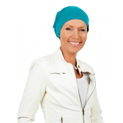 Top beanie turquoise